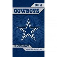 Dallas Cowboys 17 Month Pocket Planner (2018-2018)