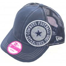 Dallas Cowboys 9Forty Womens Established Adjustable Hat Cap Lid