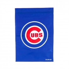 Chicago Cubs 2 Sided Applique Garden Flag