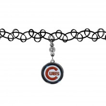 Chicago Cubs Choker Necklace