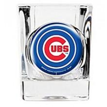 Chicago Cubs Square 2 oz Logo