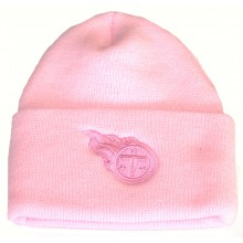 Tennessee Titans Light Pink Cuffed Beanie
