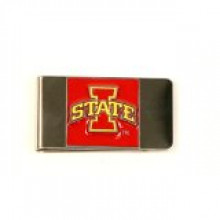 Iowa State Cyclones Bar Money Clip