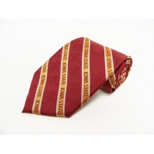 NCAA Officially Licensed Iowa State Cyclones Prep Silk Necktie