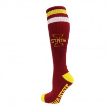 Iowa State Cyclones Tube Socks Red