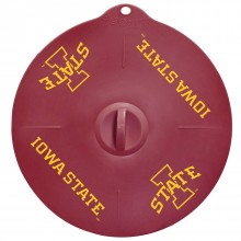 "Iowa State Cyclones 9"" Silicone Lid"