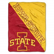 Iowa State Cyclones Super Plush Fleece Throw