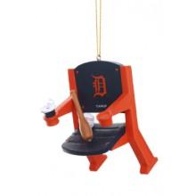 Detroit Tigers Team Stadium Chair Ornament