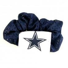 Dallas Cowboys Hair Twist Ponytail Holder