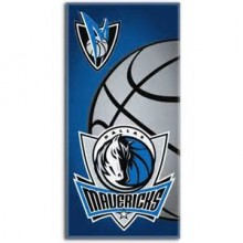 "Dallas Mavericks  28"" x 58"" Ball Beach Towel"