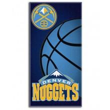 """Denver Nuggets  28"""" x 58"""" Ball Beach Towel"""