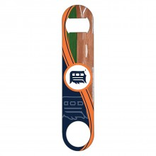 Detroit Tigers Full Wrap Metal Bottle Opener