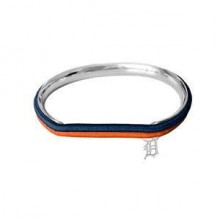 Detroit Tigers Hair Tie Bangle