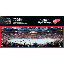 Detroit Red Wings 1000 Piece Panoramic Puzzle