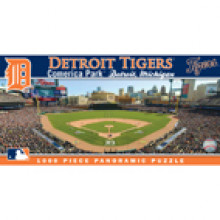 Detroit Tigers 1000 Pc. Panoramic Puzzle