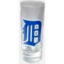 Detroit Tigers  Cordial 2 oz Shot Glass