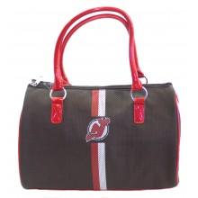 NHL New Jersey Devils  Satchel Purse Bag