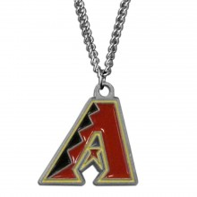 Arizona Diamondbacks Logo Chain Necklace