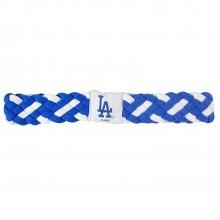 Los Angeles Dodgers Braided Headband