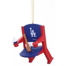 Los Angeles Dodgers Team Stadium Chair Ornament