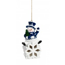 Los Angeles Dodgers LED Snowflake Ornament