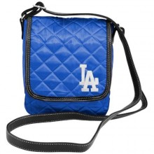 LA Dodgers Quilted Purse