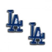 Los Angeles Dodgers Stud Earrings