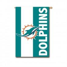 Miami Dolphins Embellish Garden Flag