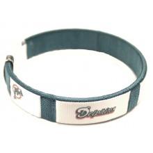 Miami Dolphins Fan Band Bracelet
