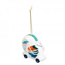 Miami Dolphins  Field Car Ornament