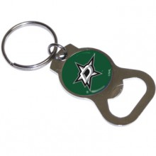 Dallas Stars Bottle Opener Keychain