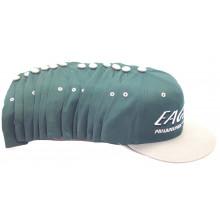 Philadelphia Eagles 12 Pack of Vintage Flat Bill  Embroidered Snapback Hats