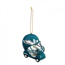 Philadelphia Eagles  Field Car Ornament