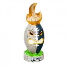 Philadelphia Eagles 12 inch Light Up Tiki Totem