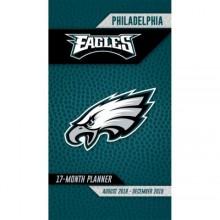 Philadelphia Eagles 17 Month Pocket Planner (2018-2018)