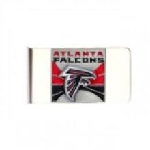 Atlanta Falcons 3-D Money Clip