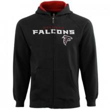 Atlanta Falcons  Youth Full Zip Hoodie Jacket