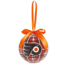 Philadelphia Flyers 100 MM LED Ball Ornament