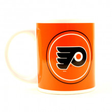 Philadelphia Flyers 11 Oz Ceramic Full Wrap Mug
