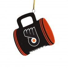 Philadelphia Flyers Ceramic Mini Mug Ornament