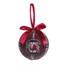 South Carolina Gamecocks 100mm LED Ball Ornament