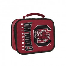 NCAA South Carolina Gamecocks Sacked Insulated Lunch Cooler Bag