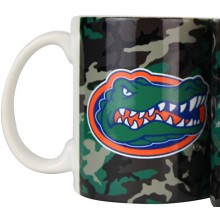 Florida Gators Camouflage 11oz Coffee Mug