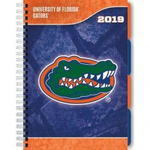 Florida Gators 2019 Tabbed Planner Personal Organizer