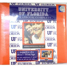 "Florida Gators 8"" X 8"" Complete Scrapbook Kit"
