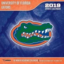 Florida Gators 12 x 12 Wall Calendar (2019)