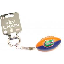 Florida Gators Hanging Football Keychain