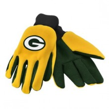 Green Bay Packers Gloves - The Black Palm Series