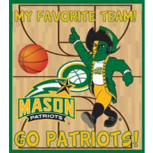 Georgia Mason Patriots 24 Piece Youth Puzzle