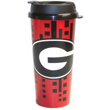 Georgia Bulldogs 16-ounce Insulated Travel Mug